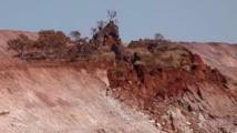 إدانة شركة تعدين بتدنيس والاضرار بموقع تاريخي