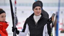 ناتاليا إيسمونت السكرتيرة الصحفية لرئيس بيلاروس