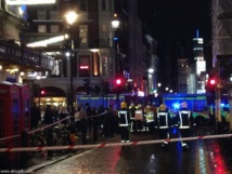 88 جريحا في انهيار سقف مسرح وسط لندن خلال عرض بينهم 7 بحالة الخطر