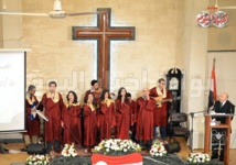 """مجموعة بروكلين الإنجيلية تقدم أولى عروضها في مهرجان """"سماع"""" الموسيقي السابع بالقاهرة"""