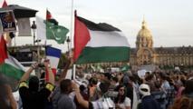 ناشطون مؤيدون للفلسطينيين يقتحمون مهرجانا للفيلم الإسرائيلي في فرنسا
