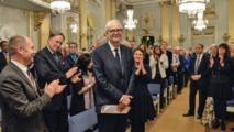 """باتريك موديانو يلقي خطابا """"مؤثرا"""" بمناسبة تسلمه جائزة نوبل للآداب"""