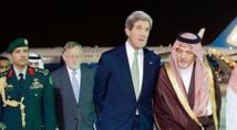 كيري للخليجيين: واشنطن تراقب تصرفات ايران في المنطقة