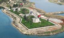 الموقع الجديد لضريح سليمان شاه