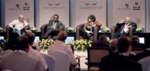 جلسة من المؤتمر السابق للترجمة