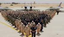 مناورات مصرية خليجية بالسعودية على وقع القتال في اليمن