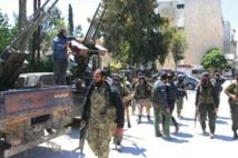 المعارضة المسلحة تسيطر  على مدينة جسر الشغور الاستراتيجية