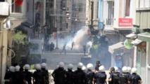 """تركيا.. جدارية تجسد """"احتجاجات تقسيم"""""""