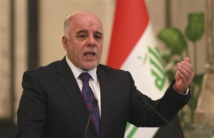 العبادي :  اربعون انتحاريا يدخلون العراق شهريا