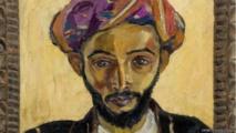 اكتشاف لوحة فنية بيعت للدفاع عن مانديلا بشقة بلندن
