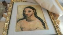 فرنسا تصادر لوحة لبيكاسو قيمتها 27 مليون دولار قبل نقلها إلى سويسرا