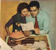 عمر الشريف في المعرض الصيفي للكتاب بمكتبة الإسكندرية