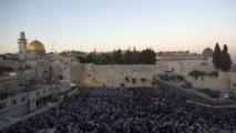 """مشروع قرار عربي باليونسكو لإلحاق """"حائط المبكى"""" بالحرم القدسي"""
