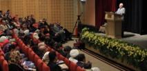 """الأدب والإعلام في اليوم الأول لمؤتمر """"استحقاقات الثقافة العربية""""   """""""