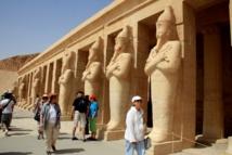 معبد حتشبسوت يحتضن افتتاح مهرجان الأقصر للسينما الإفريقية