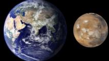 المريخ في أقرب موقع له من الأرض منذ 11 عاما قبل رمضان