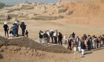اكتشاف مدينة تاريخية تضم حضارات هندية-يونانية في باكستان