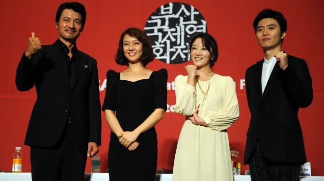 فيلم كوري جنوبي يفتتح مهرجان بوسان السينمائي الدولي