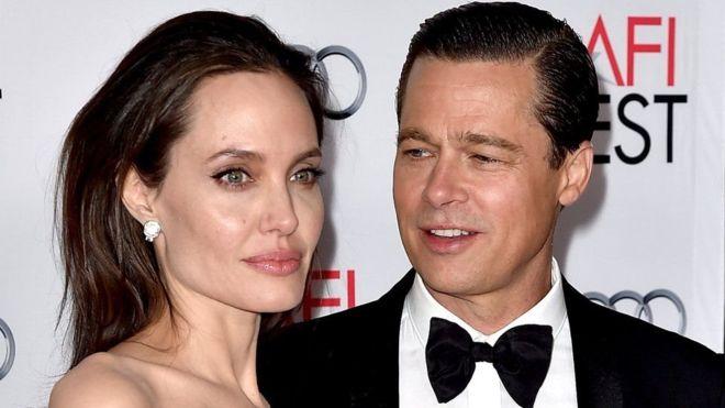 جولي وبراد يلجآن لقاض خاص للحفاظ على سرية الطلاق