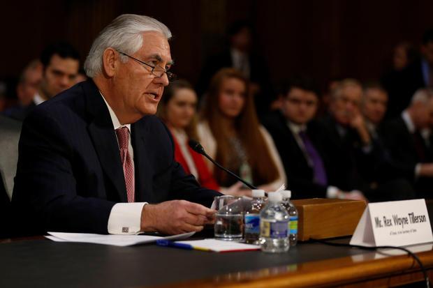 تيلرسون: داعش والإخوان والقاعدة يمثلون خطرا كبيرا على  العالم