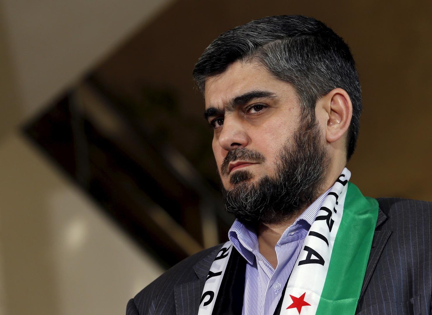علوش  : معركة دمشق لا تعني نهاية المفاوضات
