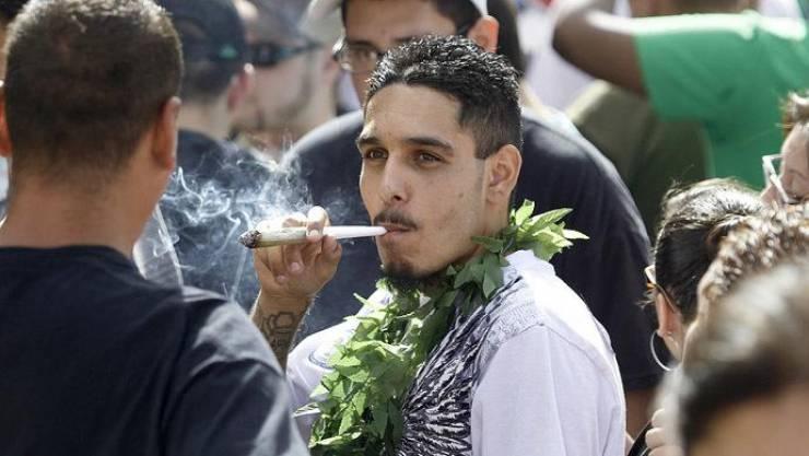 ازدهار تجارة الماريجوانا في أمريكا رغم المخاوف من اجراءات ترامب
