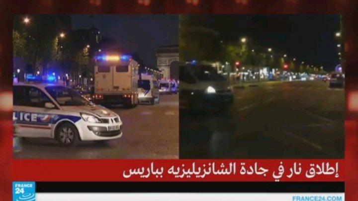 """تنظيم """"داعش"""" يتبنى هجوم الشانزليزيه بباريس"""