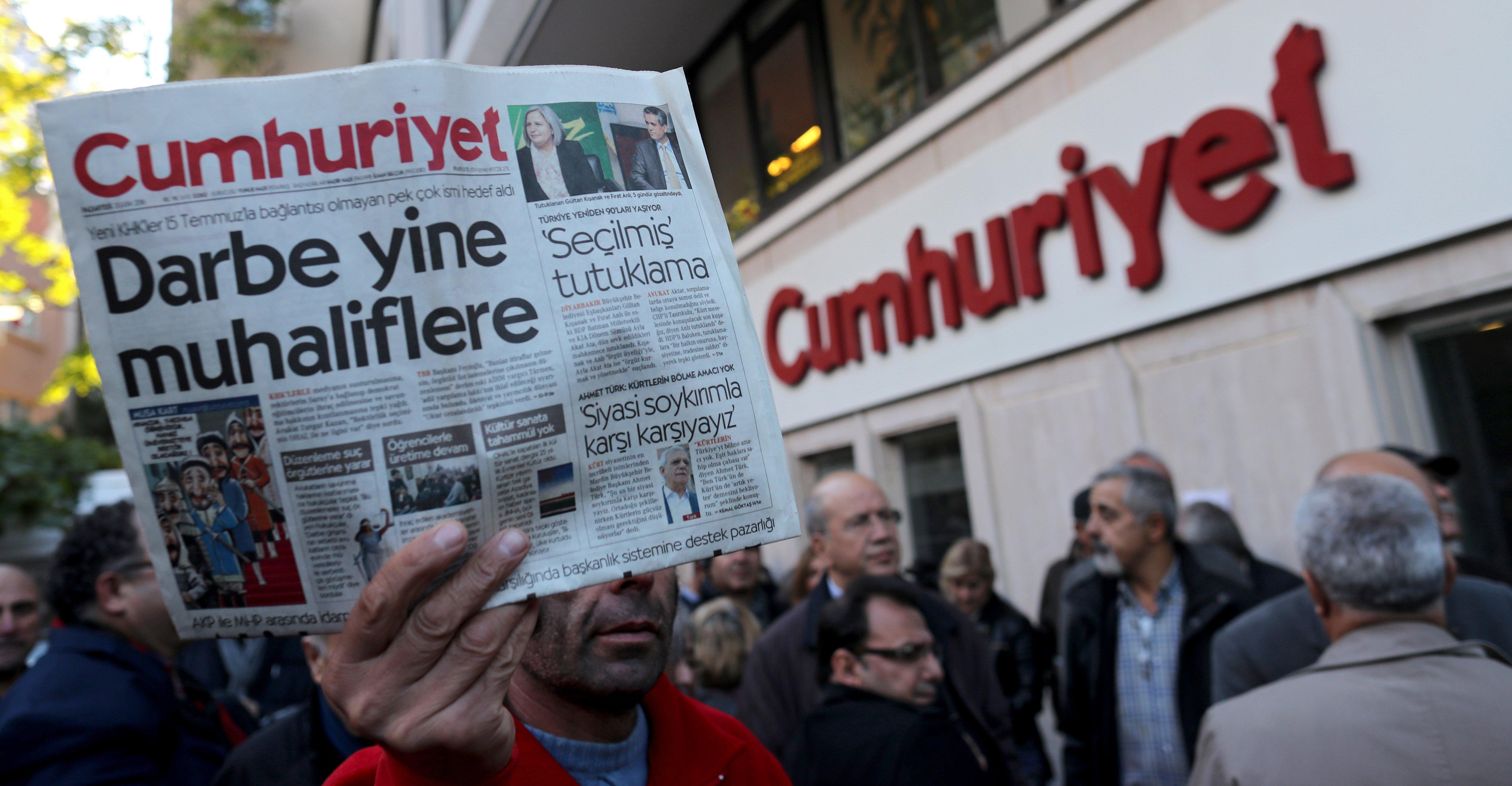 صحيفه سوزجو التركيه المعارضة