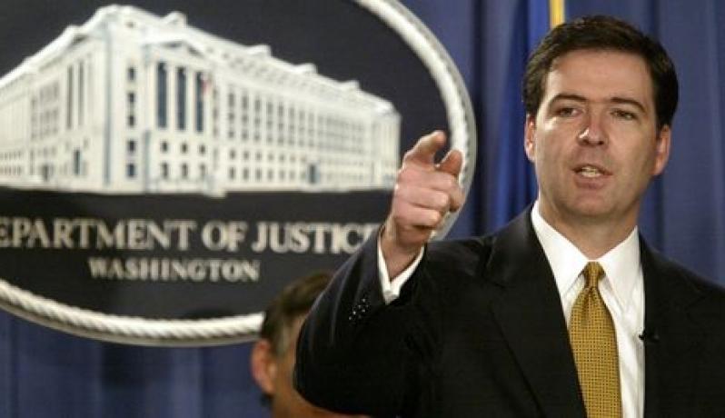 كومي يوافق على الشهادة أمام لجنة بمجلس الشيوخ الأمريكي