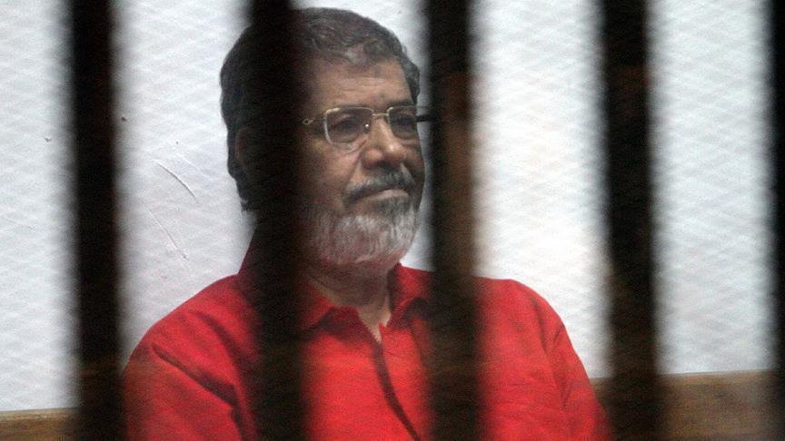 """توصية قضائية بمصر بتأييد سجن """"مرسي"""" 40 عاما"""