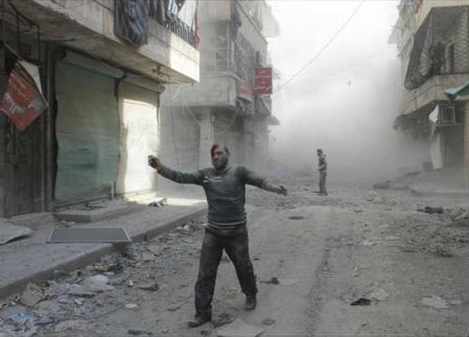حمص الاكثر تضررا
