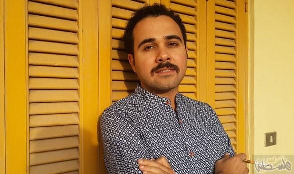 الروائي المصري، أحمد ناجي