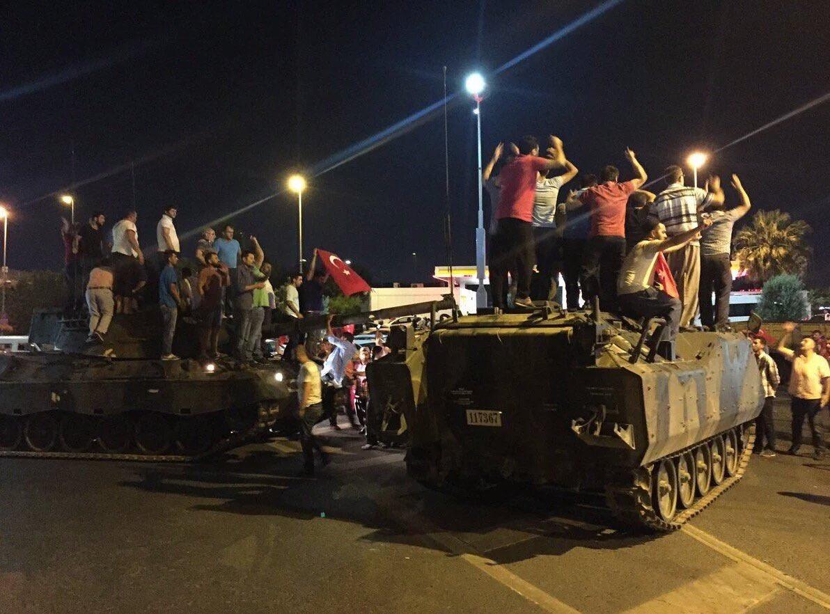 بدء محاكمة 221 شخصا بتهمة الضلوع في الانقلاب في تركيا