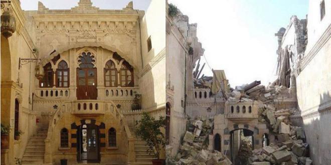 ترميم حلب بعد دمار الحرب بدأ على الخارطة في المانيا