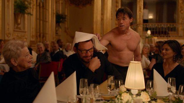 """الفيلم الكوميدي """"ذا سكوير"""" يفوز بجائزة السعفة الذهبية في مهرجان كان"""