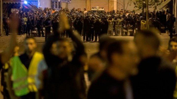 آلاف المتظاهرين بشوارع الحسيمة للمطالبة بالإفراج عن زفزافي