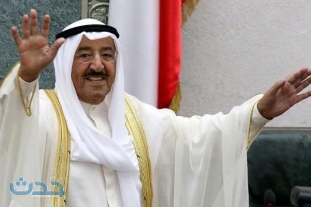 امير الكويت توجه الى السعودية للقيام بوساطة في قضية قطر