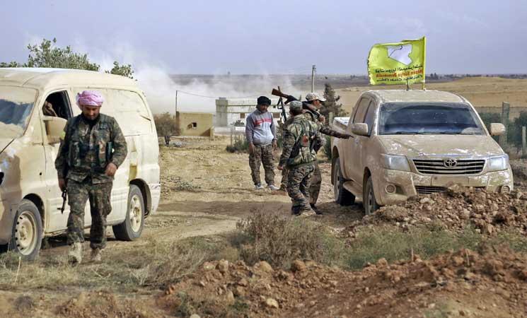 """تساؤلات عمن سيدير الرقة بعد انتهاء المعركة وخروج """"داعش"""""""
