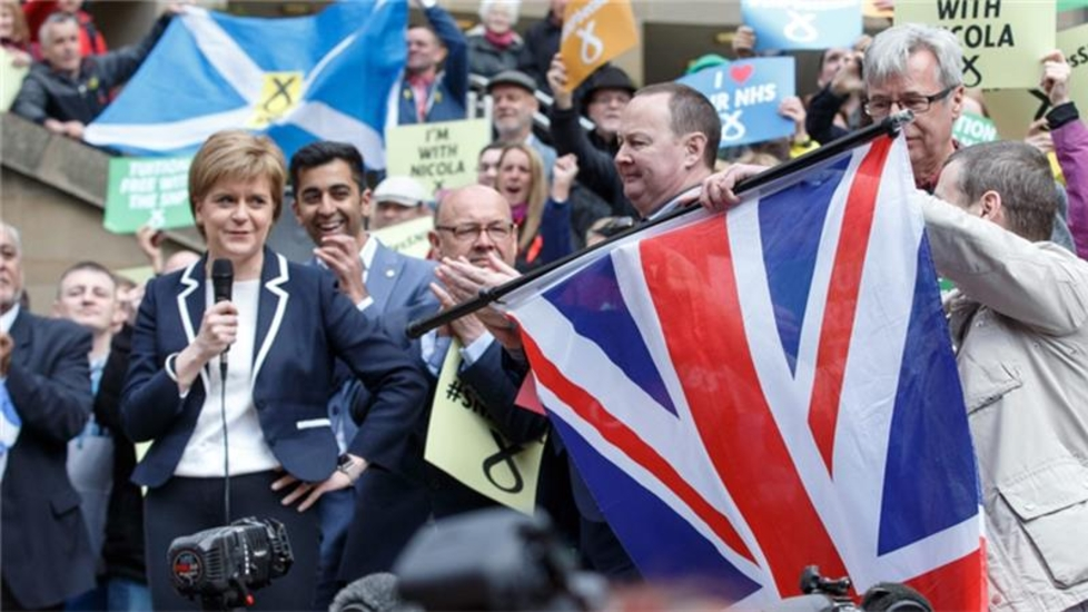 خطط القوميين الاسكتلنديين لاجراء استفتاء الاستقلال تتعرض لصفعة