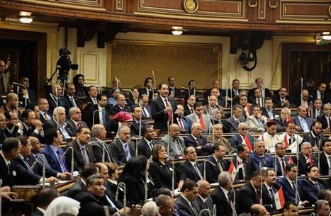 تشريعية البرلمان المصري توافق على ترسيم الحدود مع السعودية