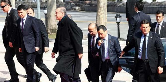 مذكرات توقيف أمريكية بحق حراس أردوغان تثير غضب تركيا