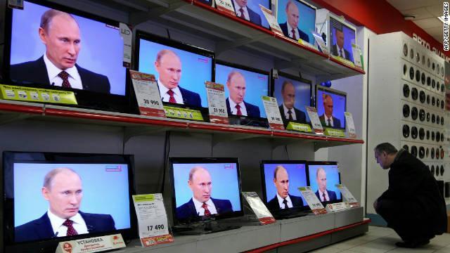 بوتين يتهم واشنطن بالتدخل في إعادة انتخابه عام 2012