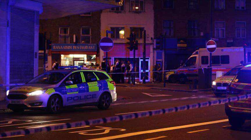 """سكوتلاند يارد: هجوم لندن  """" اعتداء على مسلمين"""""""