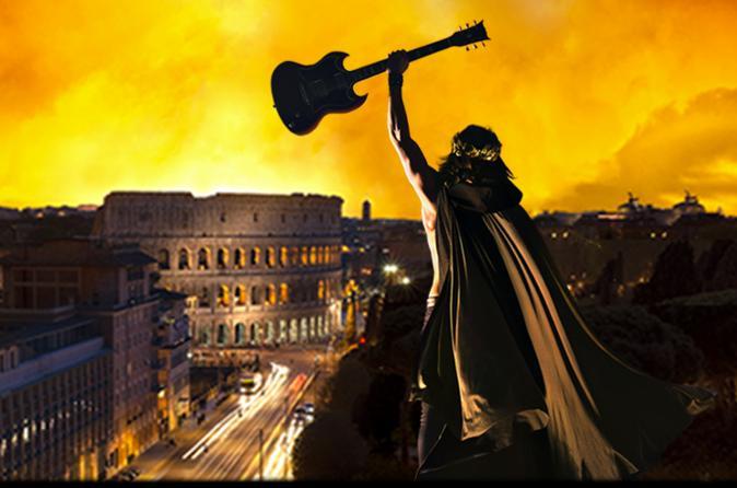 """أوبرا جديدة لموسيقى """"الروك"""" عن نيرون تشعل نيران الجدل في روما"""