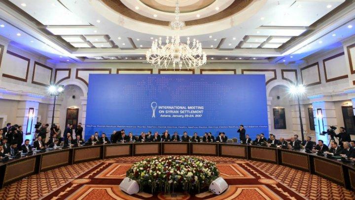 فشل مؤتمر أستانة في وضع التفاصيل لخفض التصعيد في سوريا