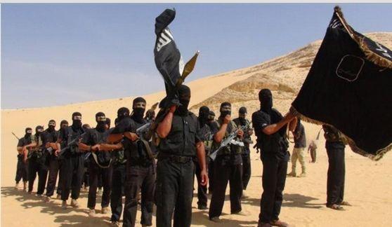 """""""داعش"""" يعلن مسؤوليته عن الهجوم الإرهابي بشمال سيناء"""