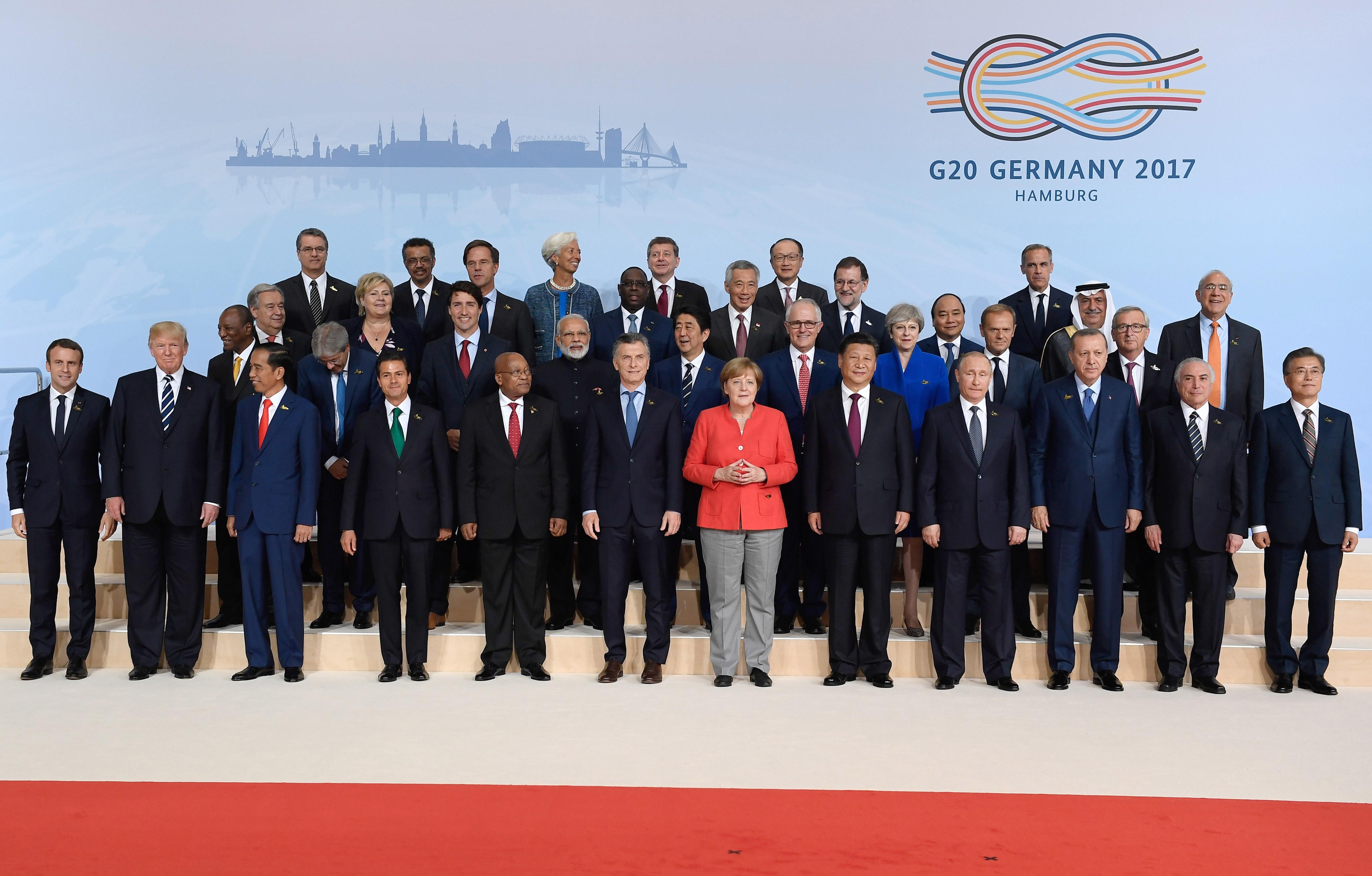 مجموعة العشرين تكثف مكافحة الإرهاب بالتركيز على شبكة الإنترنت