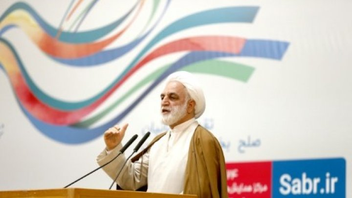 المسؤول القضائي الإيراني غلام محسني إيجائي