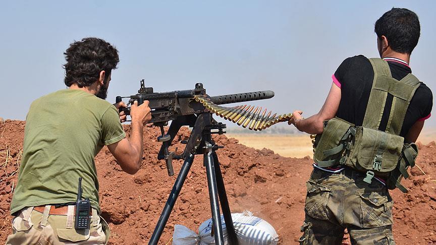مواجهات بين فصيل معارض وجهاديين للسيطرة على ادلب السورية