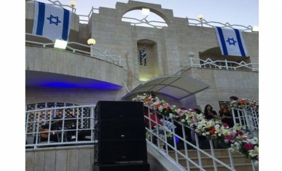"""مقتل اردني واصابة اسرائيلي اثر""""اشكال""""بسفارة اسرائيل في عمان"""